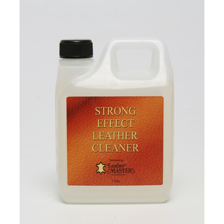 Leather Cleaner Strong Effect 1l