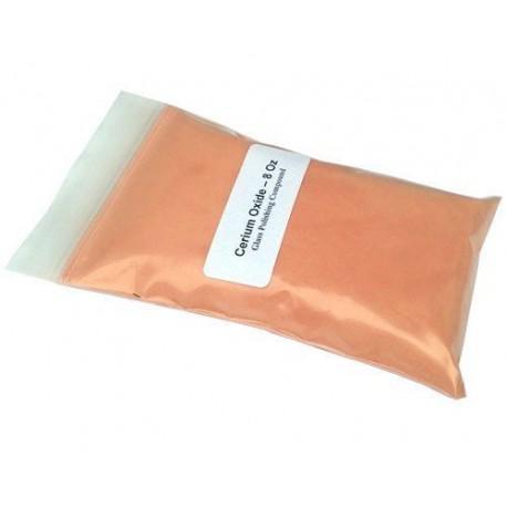 Glaspoleringskitt - Ceriumoxid